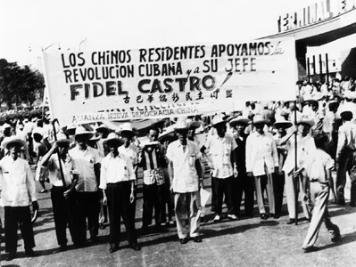 a history of the chinese revolution of 1949 and the cuban revolution of 1959