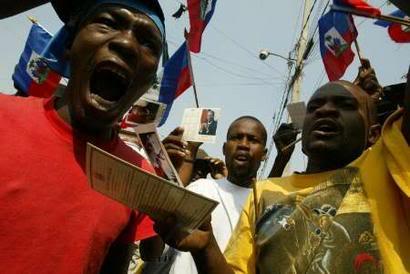 HAITIARISTIDE SUPP